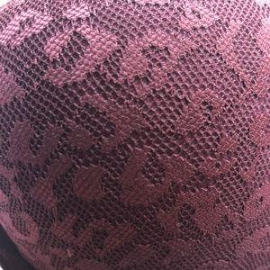 PINK Victoria's Secret Intimates & Sleepwear - Victoria's Secret Lace Cheetah Push-up Bra